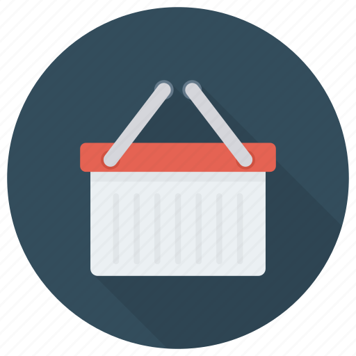 basket, buy, cart, ecommerce, grocery, shop, supermarket icon