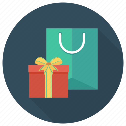 Cart, ecommerce, gift, present, shop, shopping, shoppingbag icon - Download on Iconfinder