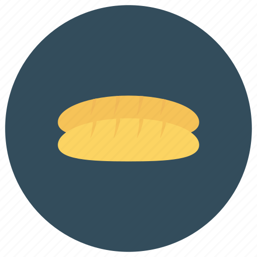 Bakery, bread, breakfast, food, loafofbread, toast, wheat icon - Download on Iconfinder