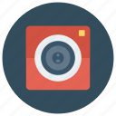 camera, cameralens, digitalcamera, photo, photography, picture, video icon