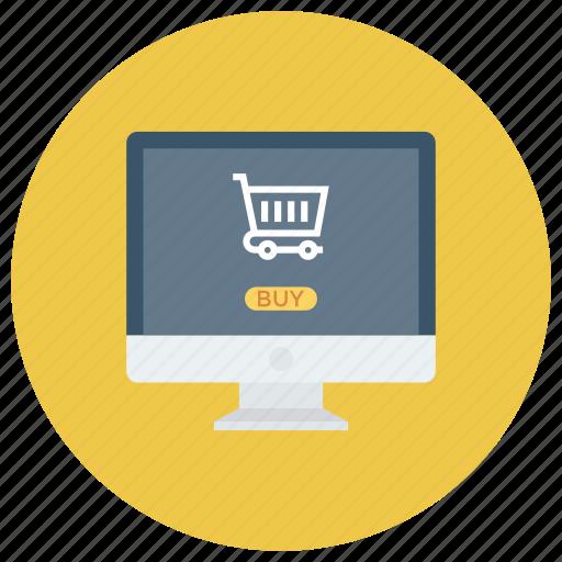 cart, ecommerce, online, onlinestore, shop, shopping, shoppingcart icon