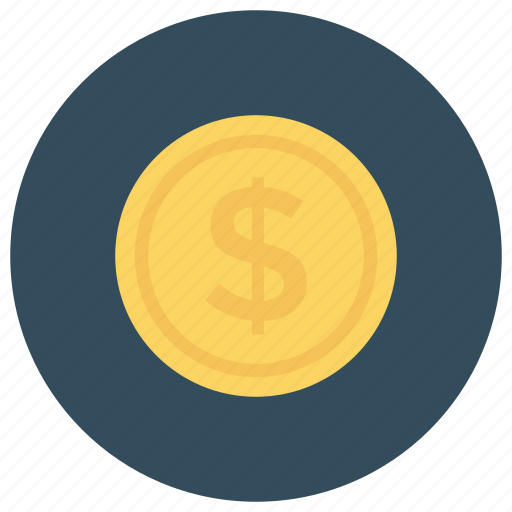 cash, coin, currency, finance, money, silvercoins, stackofcoins icon