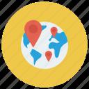 global, location, map, navigation, pin, shop, shopping