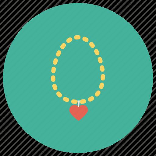 chain, jewelry, jewels, jewlery, necklace, neckless, pearl icon