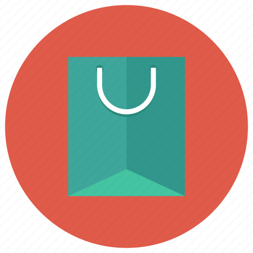 bag, cart, ecommerce, grocerybag, paperbag, shop, shopping icon