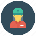 avatar, employees, officestaff, people, staff, user, worker