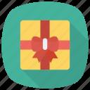 box, christmas, gift, present, ribbon, shopping, xmas