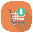 add, addtocart, cart, ecommerce, plus, shop, shopping