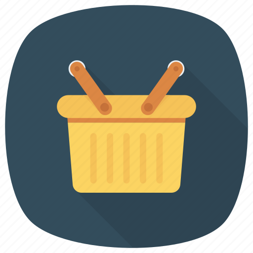 basket, buy, cart, emptybasket, shop, shopping, shoppingbasket icon