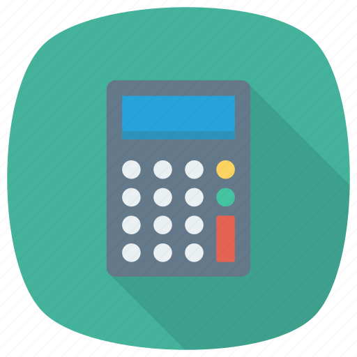 accounting, calculate, calculation, calculator, finance, math, tax icon