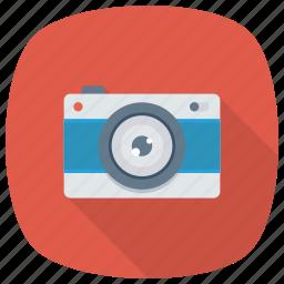 camera, digitalcamera, film, photo, photography, picture, video icon