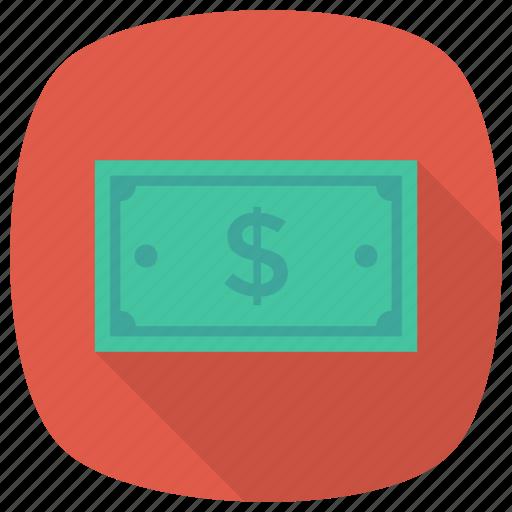 Finance, money, cashier, cash, dollar, currency, ukcash icon