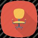 office, armchair, seat, officechair, interior, chair, furniture