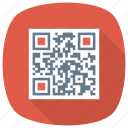 barcode, code, coding, programming, qrcode, qrcodescan, scanningqrcode icon