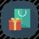 cart, ecommerce, gift, present, shop, shopping, shoppingbag