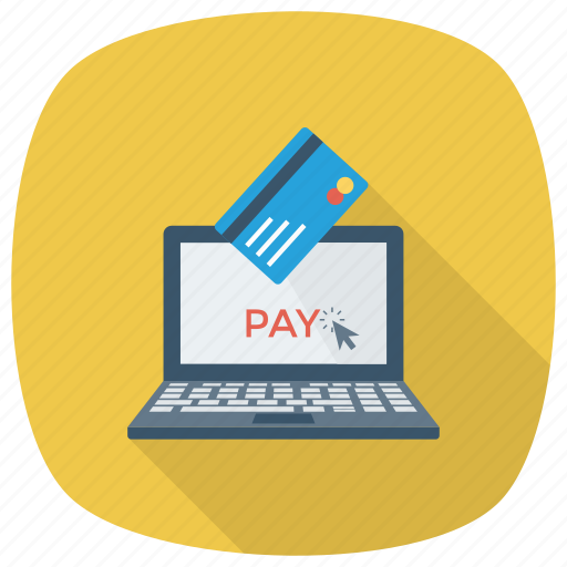 internet, money, onlinebillpay, payingbills, payment, shopping, web icon