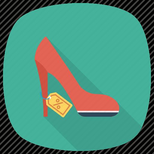 discount, female, girl, sandel, shose, woman, women icon