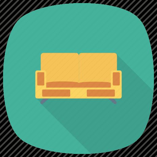 chair, couch, furniture, interior, modernsofa, seat, sofa icon