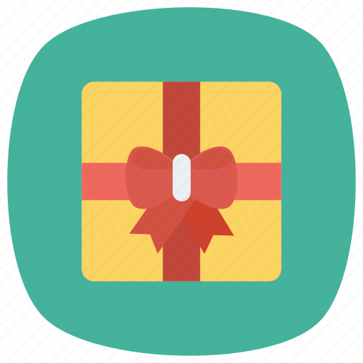 box, christmas, gift, present, ribbon, shopping, xmas icon