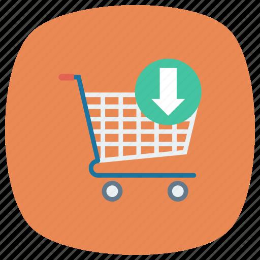 add, addtocart, cart, ecommerce, plus, shop, shopping icon