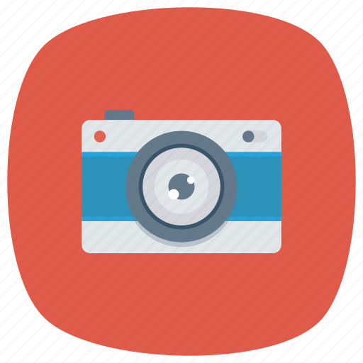 camera, digitalcamera, film, photo, photography, picture, video icon