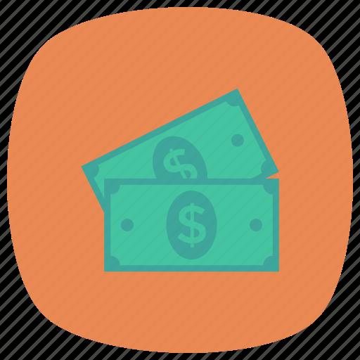 Cash, coins, currency, dollar, finance, money, ukcash icon - Download on Iconfinder