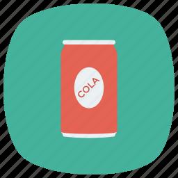 beverage, can, cocacola, coke, cola, drink, soda icon