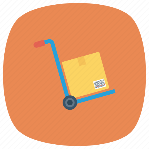 box, courier, delivery, freedelivery, ship, shipping, transport icon