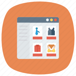 commerce, commercewebsite, ecommerce, online, onlineshopping, shop, shopping icon