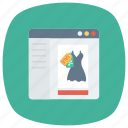 buyonline, ecommerce, online, onlineshopping, onlinestore, shipping, shop icon