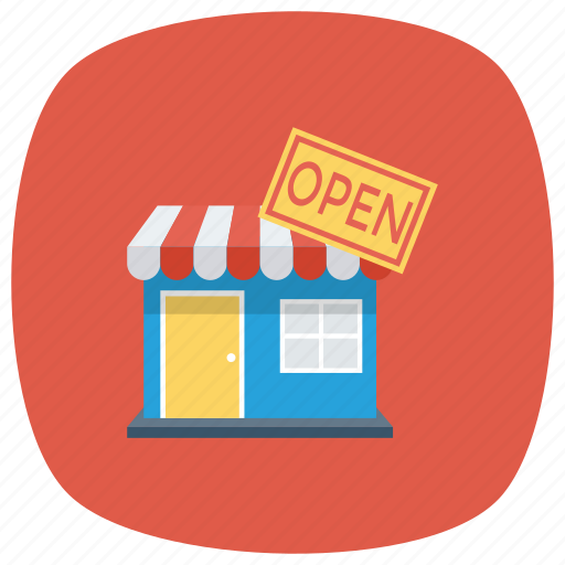 buy, ecommerce, open, shop, shopping, store, storeopening icon