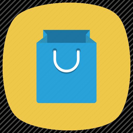 bag, ecommerce, grocerybag, paperbag, shop, shopping, shoppingbag icon