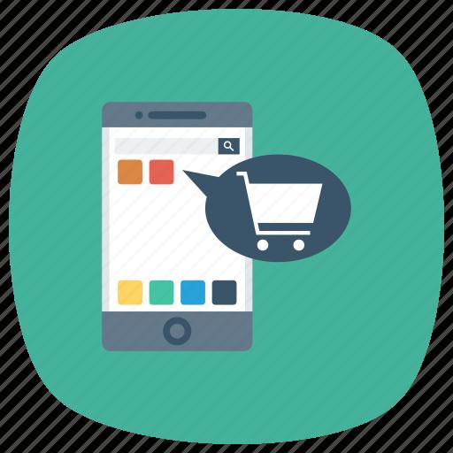 app, apps, cart, ecommerce, moneyapp, shop, shopping icon