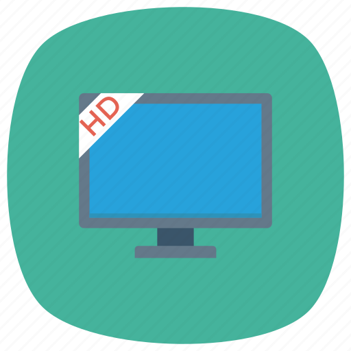 Display, media, monitor, screen, television, tv, tvmonitor icon - Download on Iconfinder