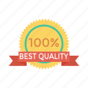 award, badge, best, pinbadge, quality, ribbon, sticker icon