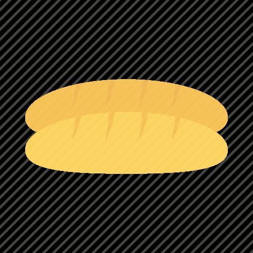 bakery, bread, breakfast, food, loafofbread, toast, wheat icon
