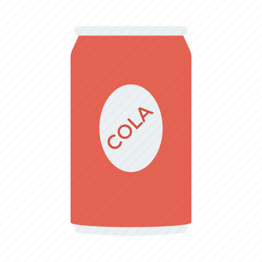 beverage, can, cocacola, coke, cola, drink, soda icon