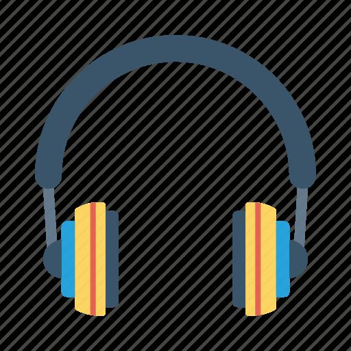 audio, djheadphones, earphones, headphone, headset, music, sound icon