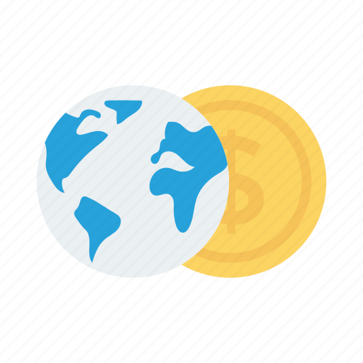 business, cash, currency, dollar, finance, money, shopping icon