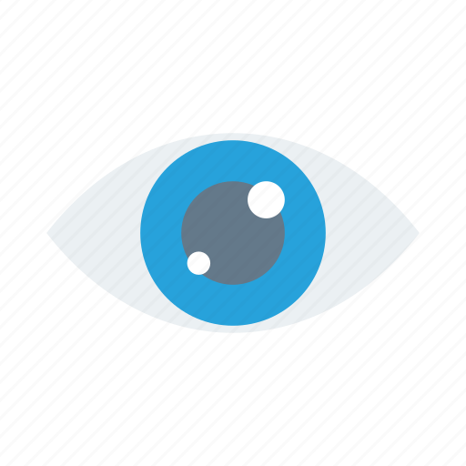 eye, find, looking, search, view, vision, zoom icon