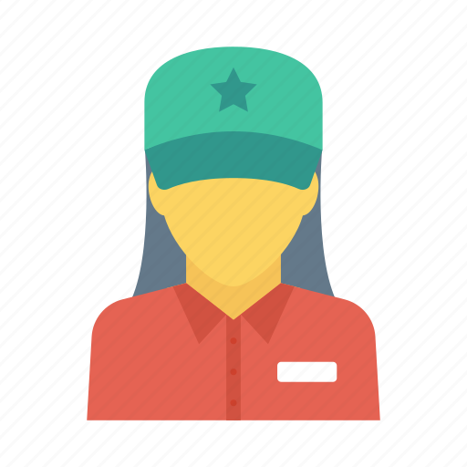 avatar, employees, officestaff, people, staff, user, worker icon