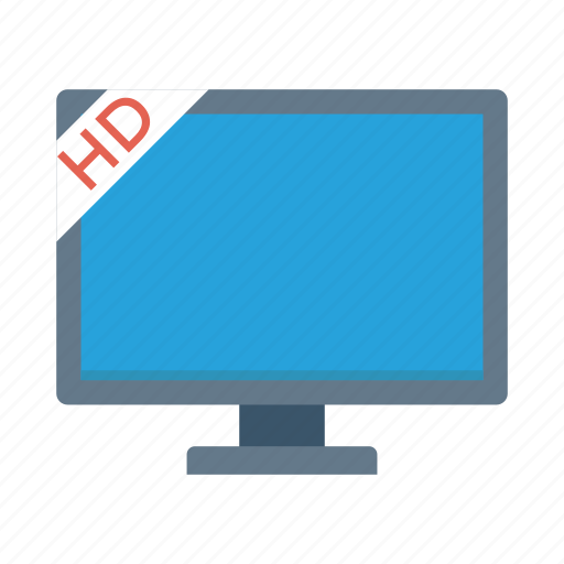 display, media, monitor, screen, television, tv, tvmonitor icon