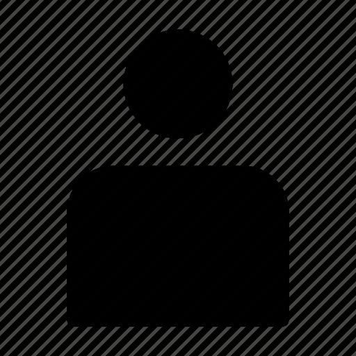 avatar, customer, employee, man, user icon