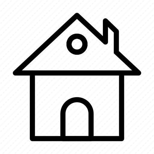 Building, estate, home, house, real icon - Download on Iconfinder