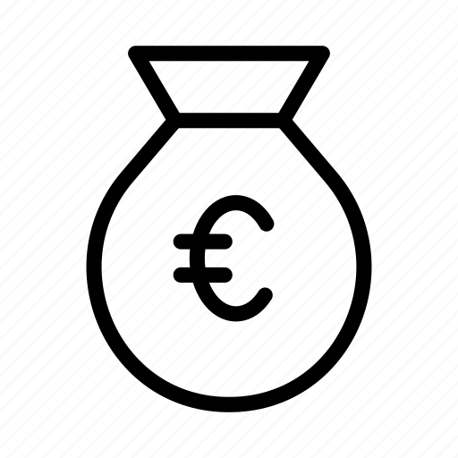 bag, cash, finance, money, saving icon