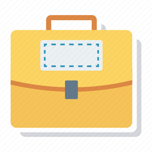 Bag, briefcase, business, case, luggage, suitcase, travel icon - Download on Iconfinder