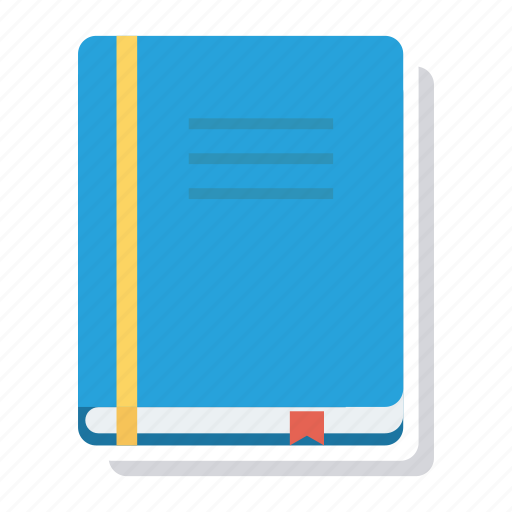 book, bookcover, education, learning, library, reading, study icon