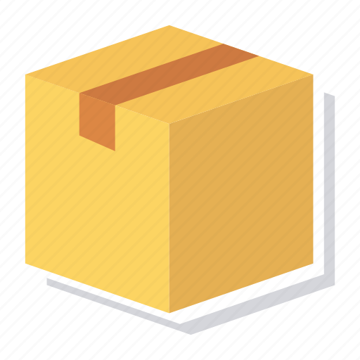 box, delivery, package, packagingbox, packing, parcel, shipping icon