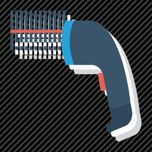 bar, code, coding, machine, programming, reader icon