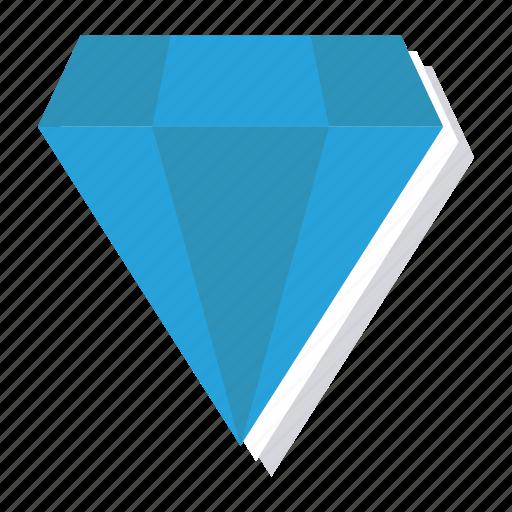 crystal, diamond, gem, jewel, jewelry, jewels, ring icon